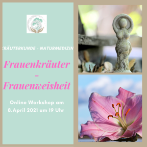Online Workshop Frauenkräuter