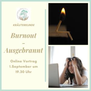 Vortrag Burnout