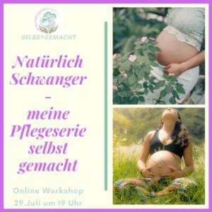 Workshop Natürlich Schwanger