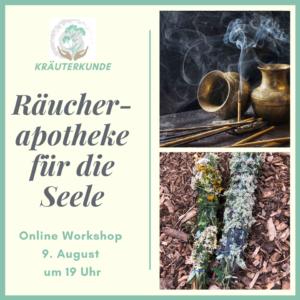 Workshop Räucherapotheke