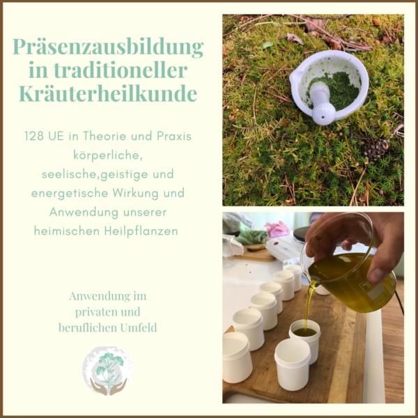 Heilkräuter-Präsenzausbildung 2022