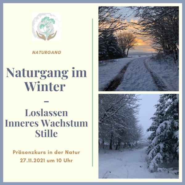 Naturgang Winter